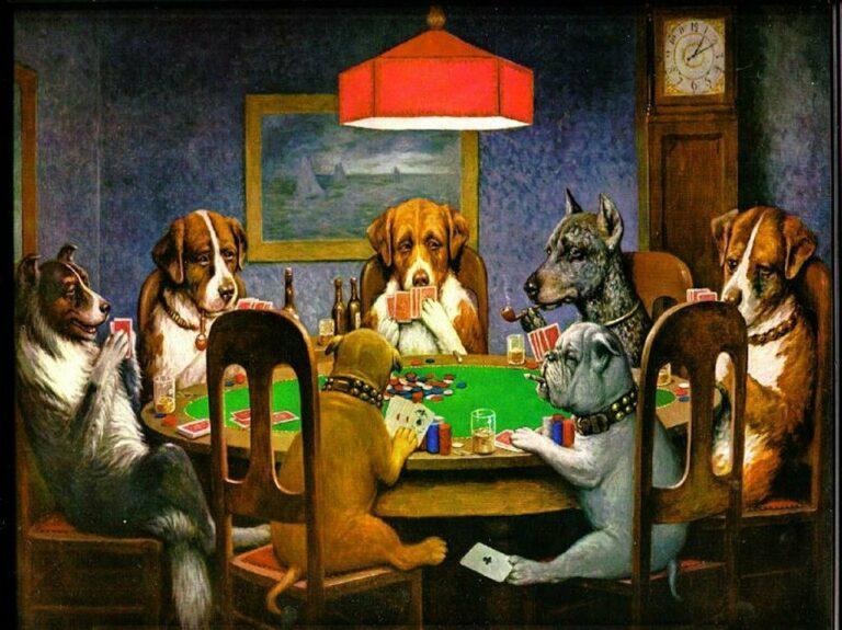 Gry na automatach dla psiarzy